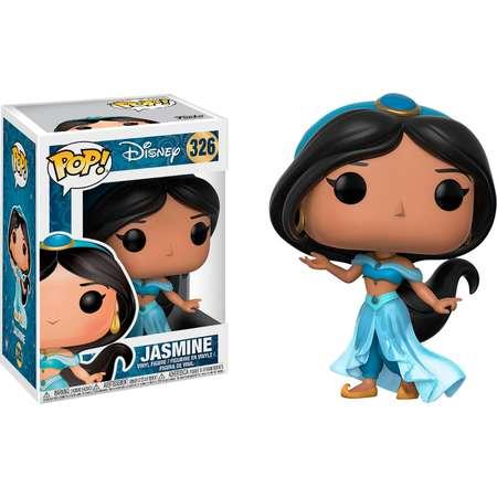Funko Disney Aladdin Pop! Jasmine Vinyl Figure thumb