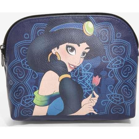 Disney Aladdin Princess Jasmine Makeup Bag thumb