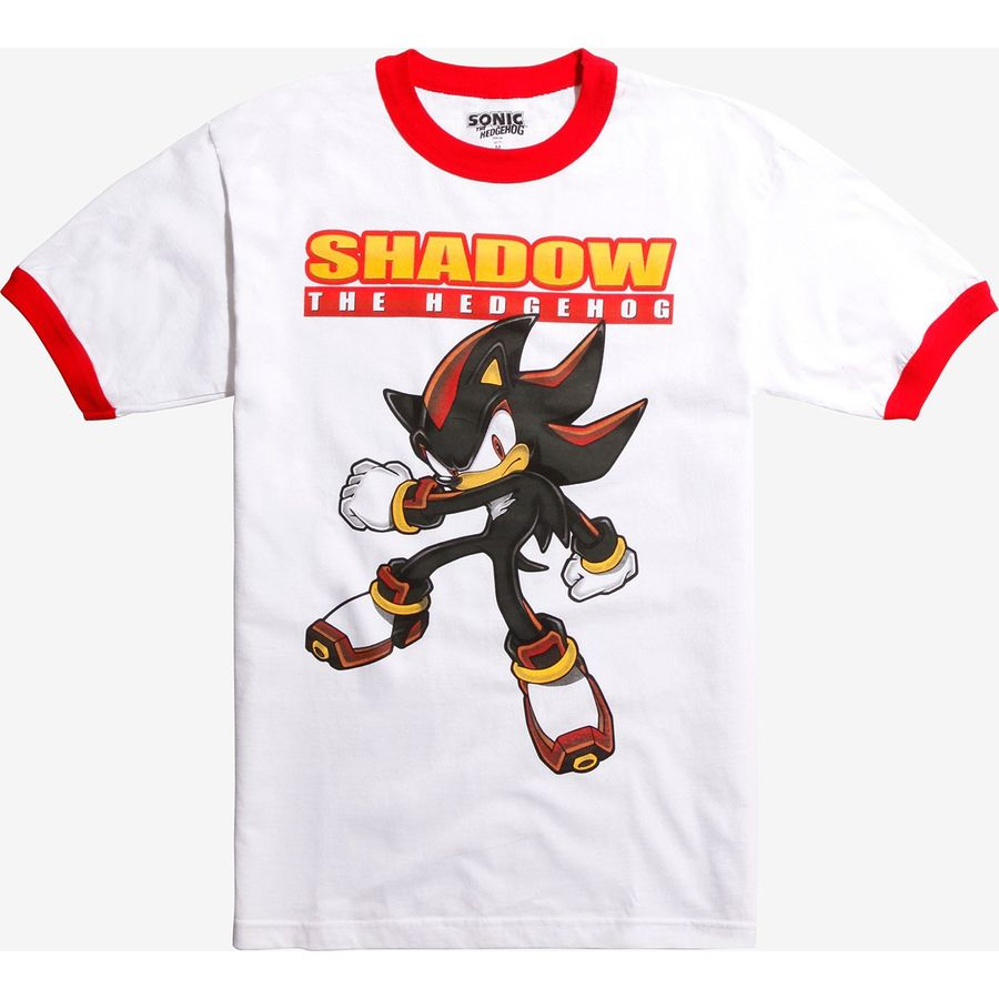 Sonic Birthday Shirt With Name And Digit