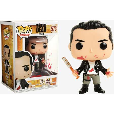 Funko The Walking Dead Pop! Television Negan Vinyl Figure thumb