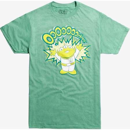 Disney Pixar Toy Story Ooooooohhh! Alien T-Shirt thumb