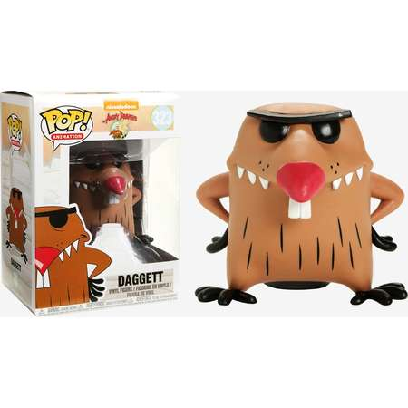 Funko The Angry Beavers Pop! Animation Daggett Vinyl Figure thumb