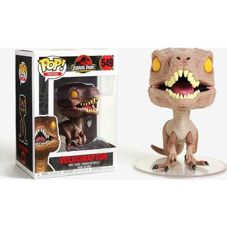 Funko Jurassic Park Pop! Movies Velociraptor Vinyl Figure thumb
