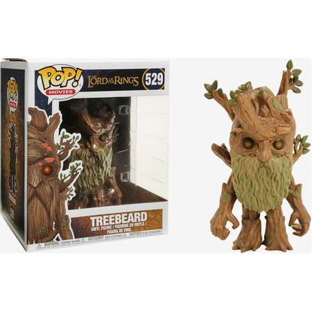 Funko The Lord Of The Rings Pop! Movies Treebeard 6 Inch Vinyl Figure thumb