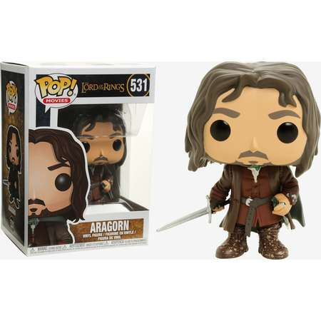 Funko The Lord Of The Rings Pop! Movies Aragorn Vinyl Figure thumb