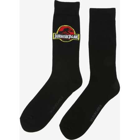 Jurassic Park Crew Socks thumb