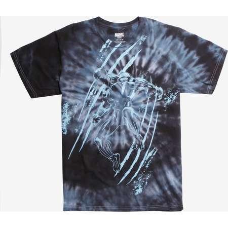Marvel Black Panther Tie Dye T-Shirt thumb