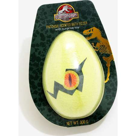 Jurassic Park Dinosaur Egg Bath Bomb thumb