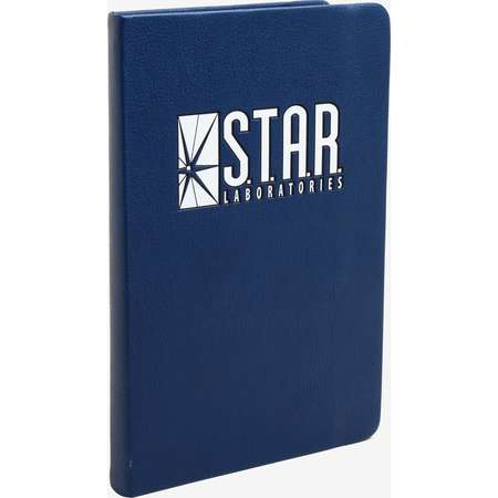 DC Comics The Flash S.T.A.R. Labs Ruled Journal thumb