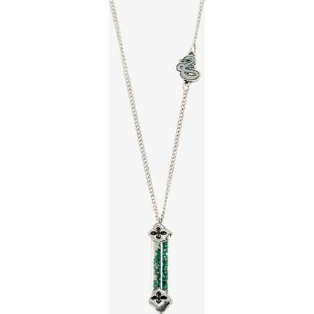 Harry Potter Slytherin House Points Necklace thumb