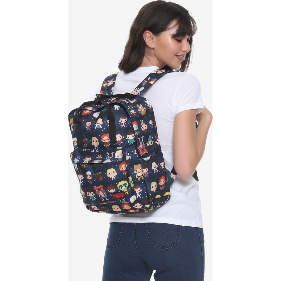 4da181cbad3df Stranger Things Backpack | ToonStyle Products