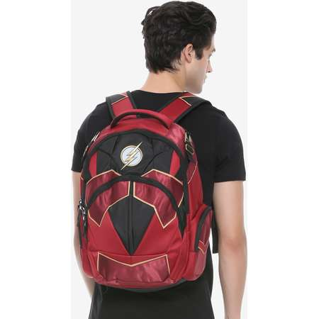 DC Comics The Flash Built-Up Backpack thumb