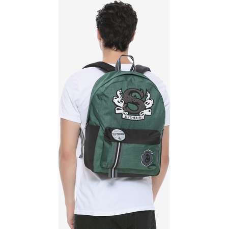 Harry Potter Slytherin House Backpack thumb