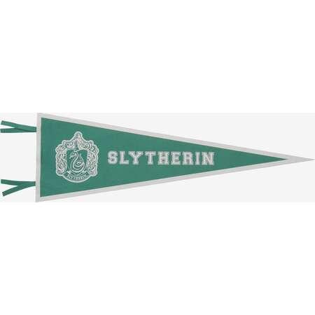 Harry Potter Slytherin Felt Pennant thumb