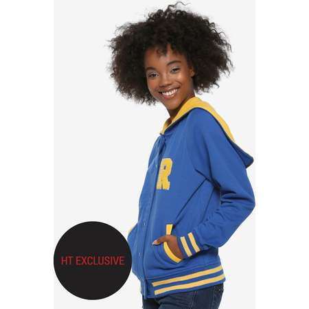 Riverdale Cheer Girls Varsity Jacket Hot Topic Exclusive thumb