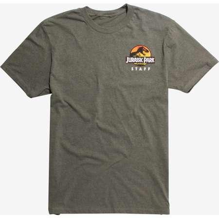 Jurassic Park Ranger T-Shirt thumb