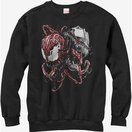 Marvel Carnage and Venom Sweatshirt thumb
