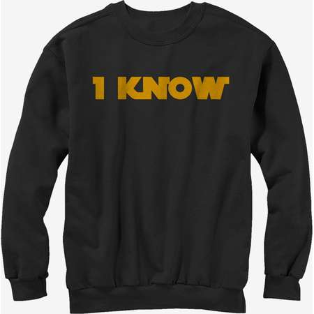 Star Wars Han Solo I Know Sweatshirt thumb