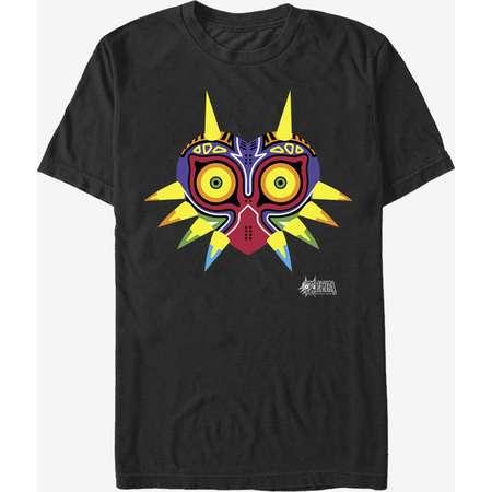 Nintendo Legend of Zelda Majora's Mask Design T-Shirt thumb