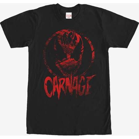 Marvel Carnage Logo T-Shirt thumb