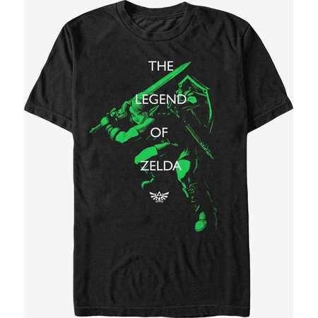 Nintendo The Legend of Zelda Lives T-Shirt thumb