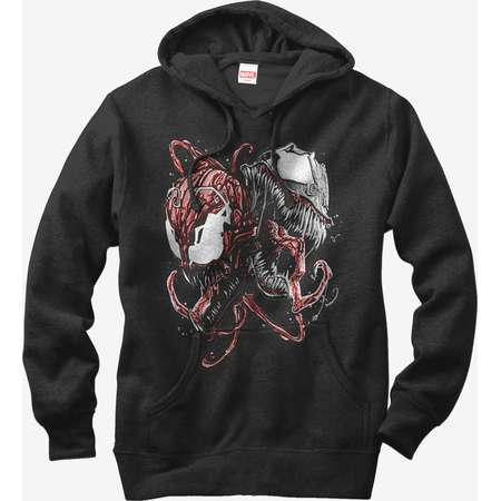 Marvel Carnage and Venom Hoodie thumb
