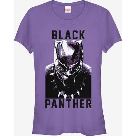 Marvel Black Panther 2018 Portrait Girls T-Shirt thumb