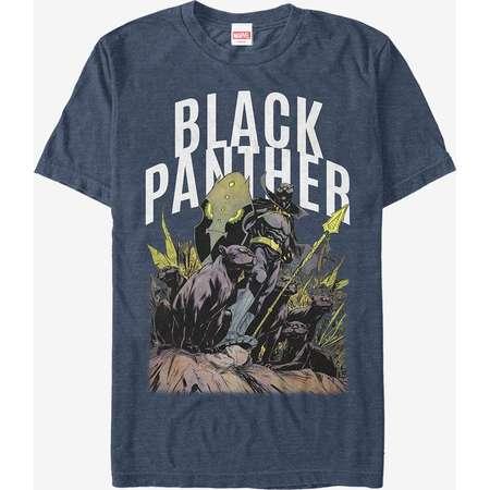 Marvel Black Panther Army T-Shirt thumb