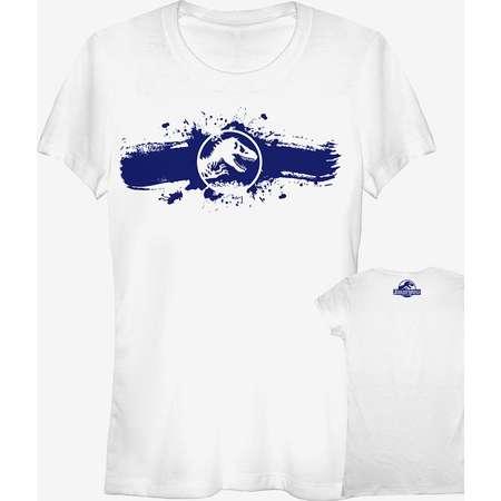 Jurassic Park Jurassique Girls T-Shirt thumb