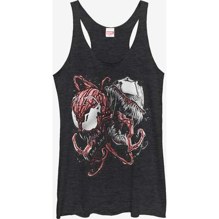 Marvel Carnage and Venom Girls Tanks thumb