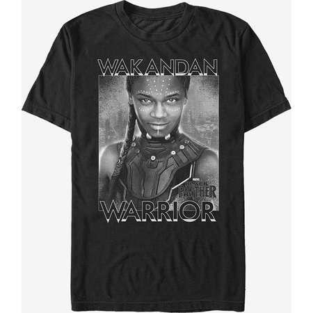 Marvel Black Panther 2018 Shuri Poster T-Shirt thumb