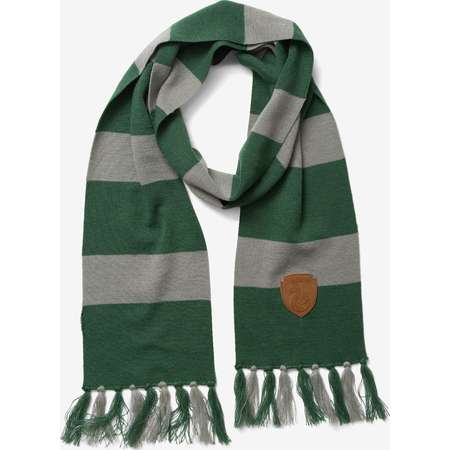 Harry Potter Slytherin Knitted Scarf thumb