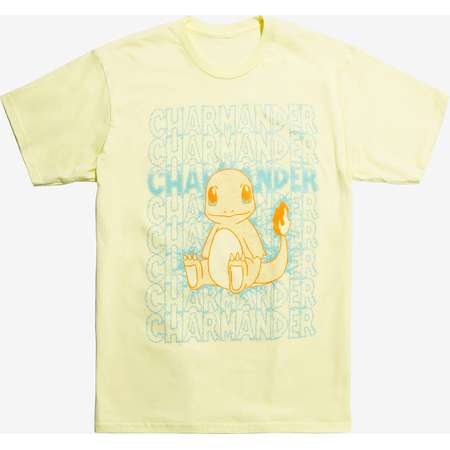 4fc93664 Pokemon Charmander T Shirt | ToonStyle Products