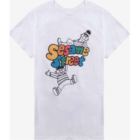 Sesame Street Bert & Ernie Retro T-Shirt thumb