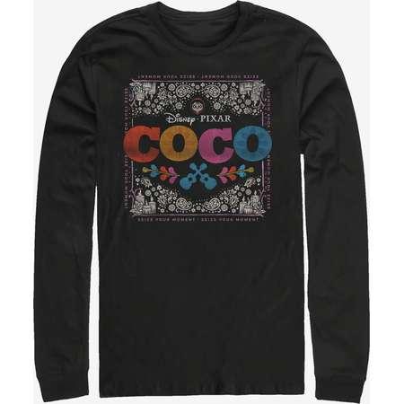 Disney Pixar Coco Xerox Bandana Long-Sleeve T-Shirt thumb