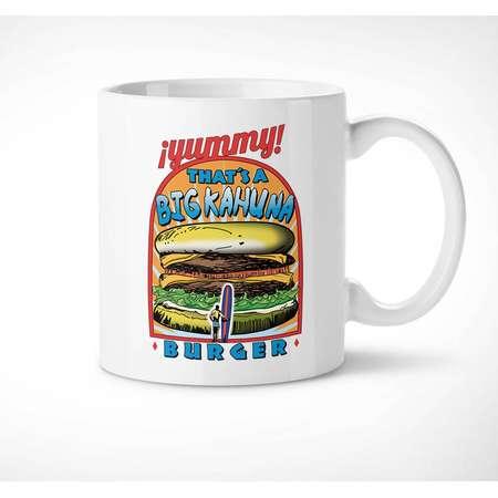 Pulp Fiction > Big Kahuna - Exclusive Mug // quentin tarantino, logo, burger, movie, gift, cup, jules, vincent, label, brand, original, film thumb
