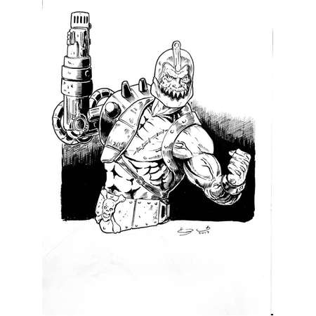 Trap-Jaw from He-Man & The Masters Of The Universe. thumb