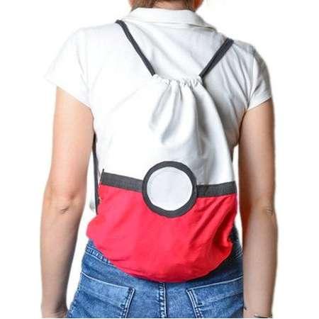 Pokemon| Pokeball backpack | case | pencil case  thumb