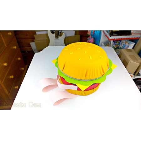 Steven Universe Cheeseburger Backpack Burguer Bag thumb