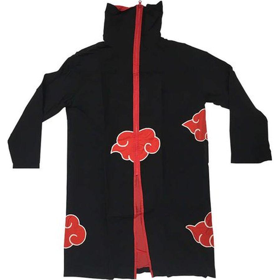 3in1 Naruto Hatake Kakashi Deluxe Cosplay Costume Vest+Inner Shirt+Pants Suit