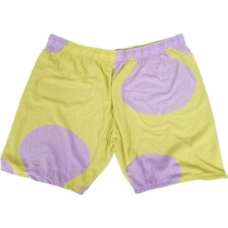 Patrick Shorts Spongebob Squarepants Costume TV Show Halloween Patrick Star Cosplay Yellow Sponge Bob Square Pants Cartoon Trunks Gift thumb