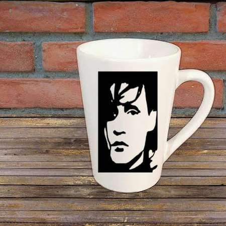 Edward Scissorhands Horror Mug Coffee Cup Halloween Gift Home Decor Kitchen Bar Gift for Her Him Any Color Custom Merch Massacre thumb