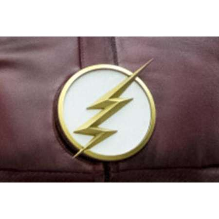 """A Lightning Bolt Emblem Inspired by the Television Series """"The Flash"""" thumb"""
