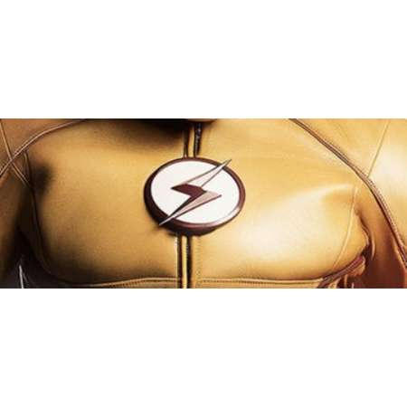 """A Kid Flash Styled Lightning Bolt Emblem Inspired by the """"The Flash"""" thumb"""