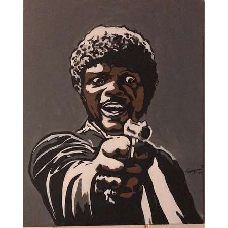 Samuel L. Jackson- Pulp Fiction thumb
