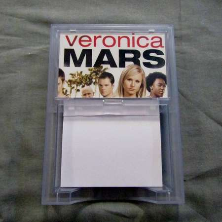 Veronica Mars Memo Pad Holder DIY TV Show (Season 2) 1 thumb