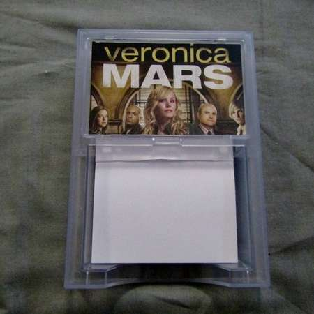 Veronica Mars Memo Pad Holder DIY TV Show (Season 3) 1 thumb