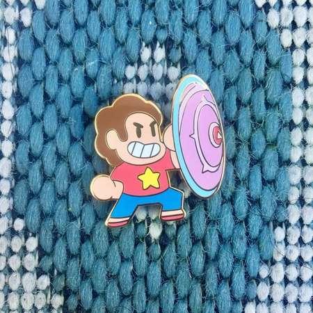 Save The Light - Steven Universe Enamel Pin - *SECONDS* thumb