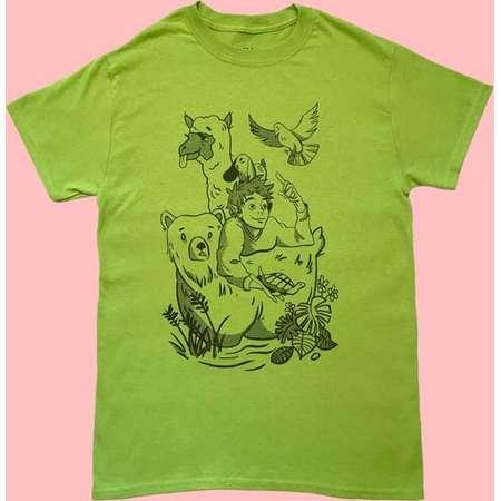 Beast Boy Teen Titans T-Shirt thumb