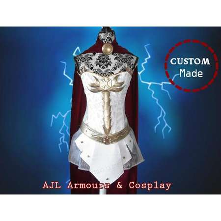 SHERA Inspired Cosplay Costume - Sexy SHERA Costume - Masters Of The Universe - Princess Of Power - Sexy Cosplay Costume thumb